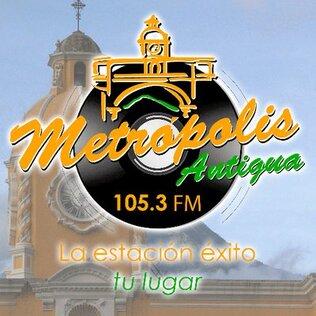 Metropolis Antigua 105.3 FM