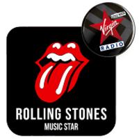 Virgin Radio Music Star Rolling Stones
